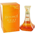 Beyonce Heat Rush 3.4oz Eau de Toilette Spray Women