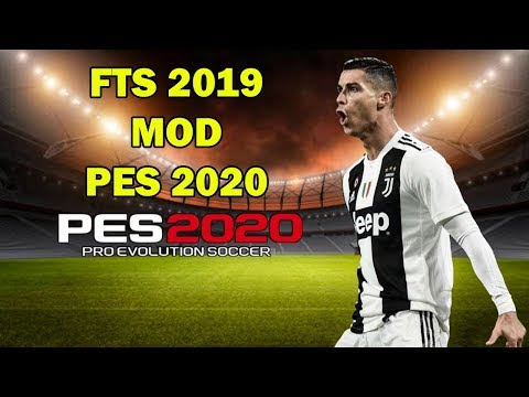 FTS 19 MOD PES 2020 Edition Android Offline 300MB New Transfers Update Best Graphics