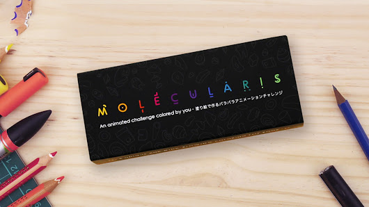 Molecularis - Reinventing the Flip Book