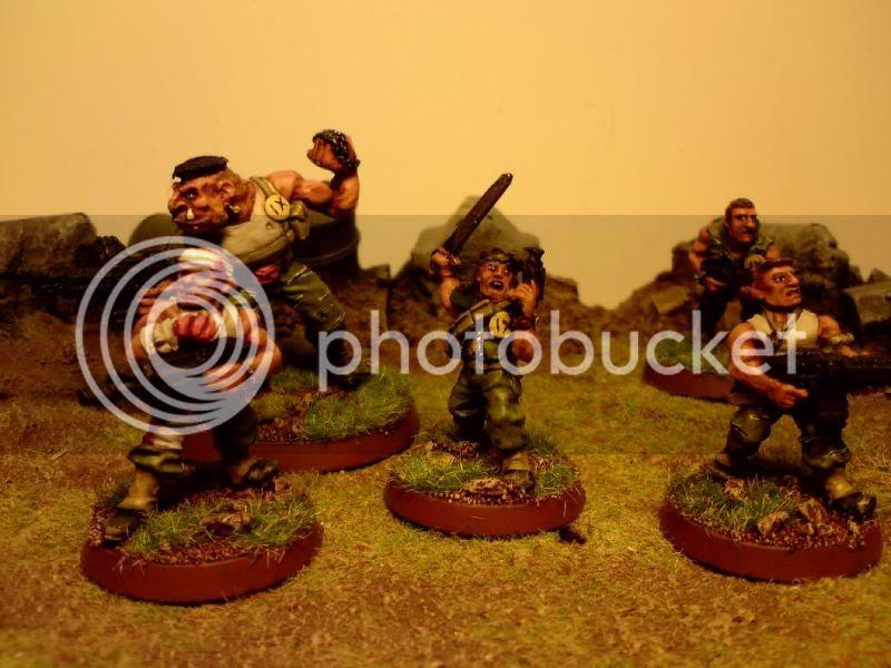 Guard unit