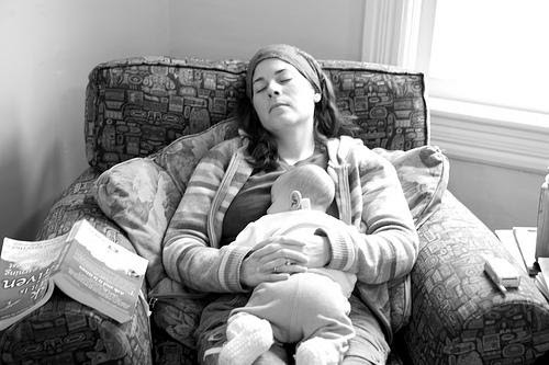 Rate Of Postpartum Depression Nearly Twice As Great In ...
