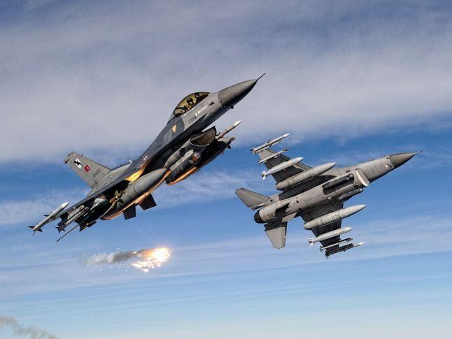 Turkish Air Force F-16