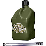 VP Racing 3846 Sportsman Container with Hose, Camo, 5 Gallon