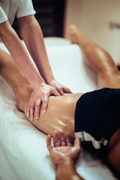 Massage Therapy Stock Photos Free