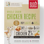 The Honest Kitchen Whole Grain Chicken Dehydrated Dog Food 10lb