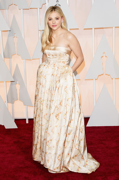 Chloe Grace Moretz - Arrivals at the 87th Annual Academy Awards — Part 3