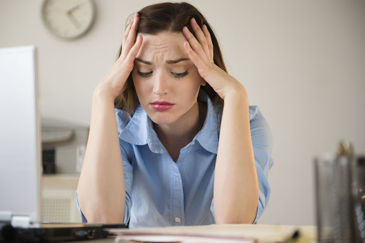 Tension Headaches and Chiropractic - Bourdage Chiropractic & Wellness