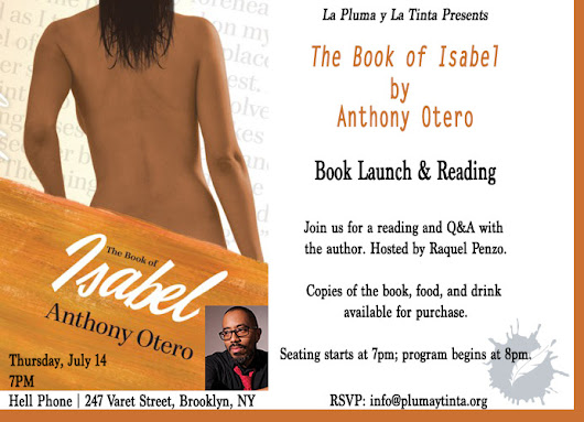 Book Reading/Signing 7/14