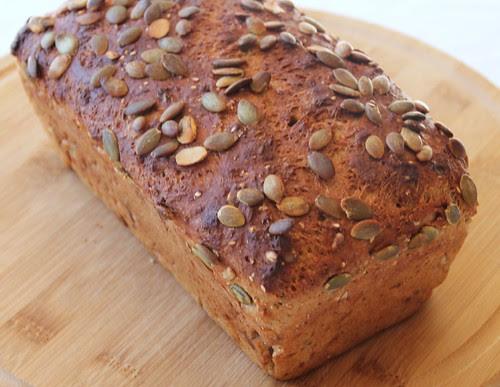 Very Seedy, Very Easy, Wholemeal Bread 1