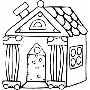 house coloring pages  free download on clipartmag