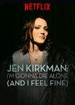 Jen Kirkman: I'm Gonna Die Alone | filmes-netflix.blogspot.com