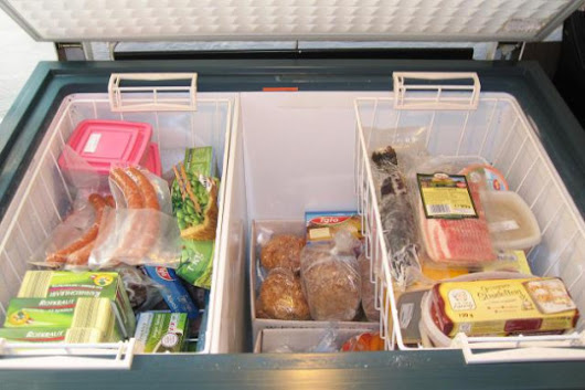 How to shop for a home freezer: your options and buying tips