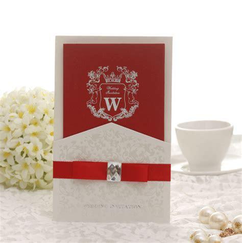 Customizable Elegant Wedding Invitation card with DHL
