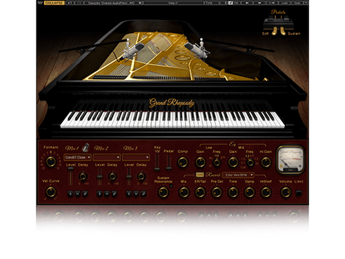 Grand Rhapsody Piano – Virtual Instrument | Waves