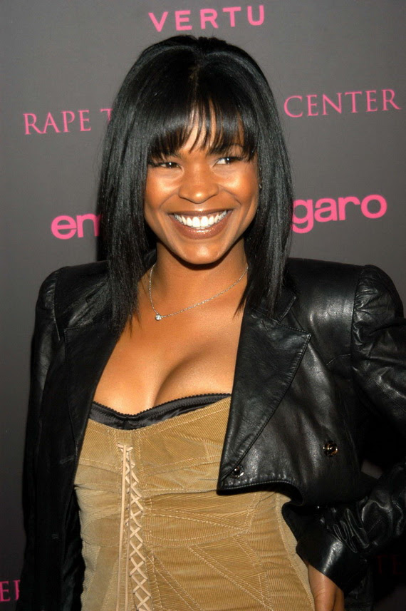 Nia  Long  Hairstyles  Woman Fashion NicePriceSell com