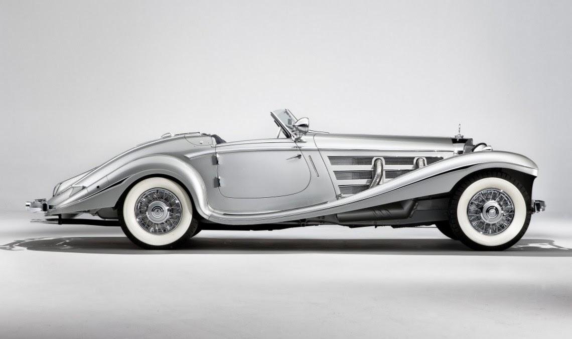 TOP 7 most beautiful Mercedes-Benz models ever built ...
