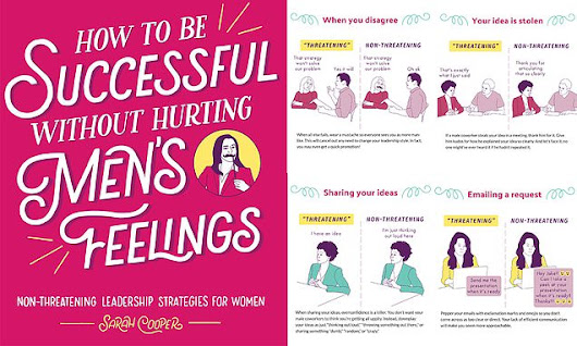 New book: How to Be Successful Without Hurting Men's Feelings