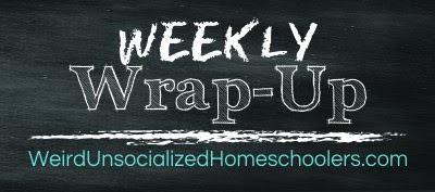 Weekly Wrap-Up: The one with a prom, a wedding, and a new car - Weird Unsocialized Homeschoolers