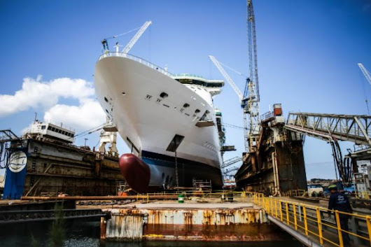 Grand Bahama Shipyard: 20 Cruise Ships in 2016; 23 Expected in 2017