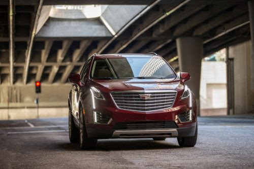 Cadillac Crossovers & SUVS Race Ahead in June