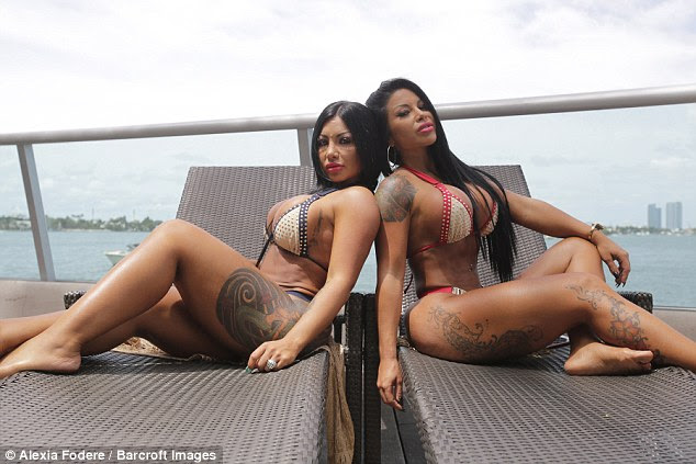 The duo insist that they want to help women as well aiming to lift their self-esteem and give them a hand