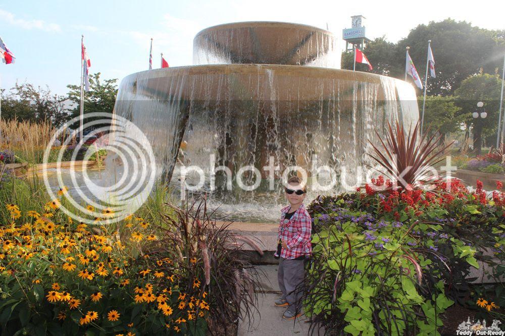 CNE Fountain