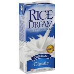 Rice Dream Classic Rice Drink, Original - 32 fl oz carton