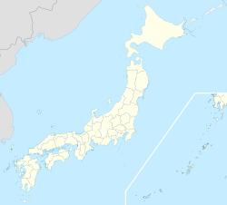 Động đất Hōei trên bản đồ Japan