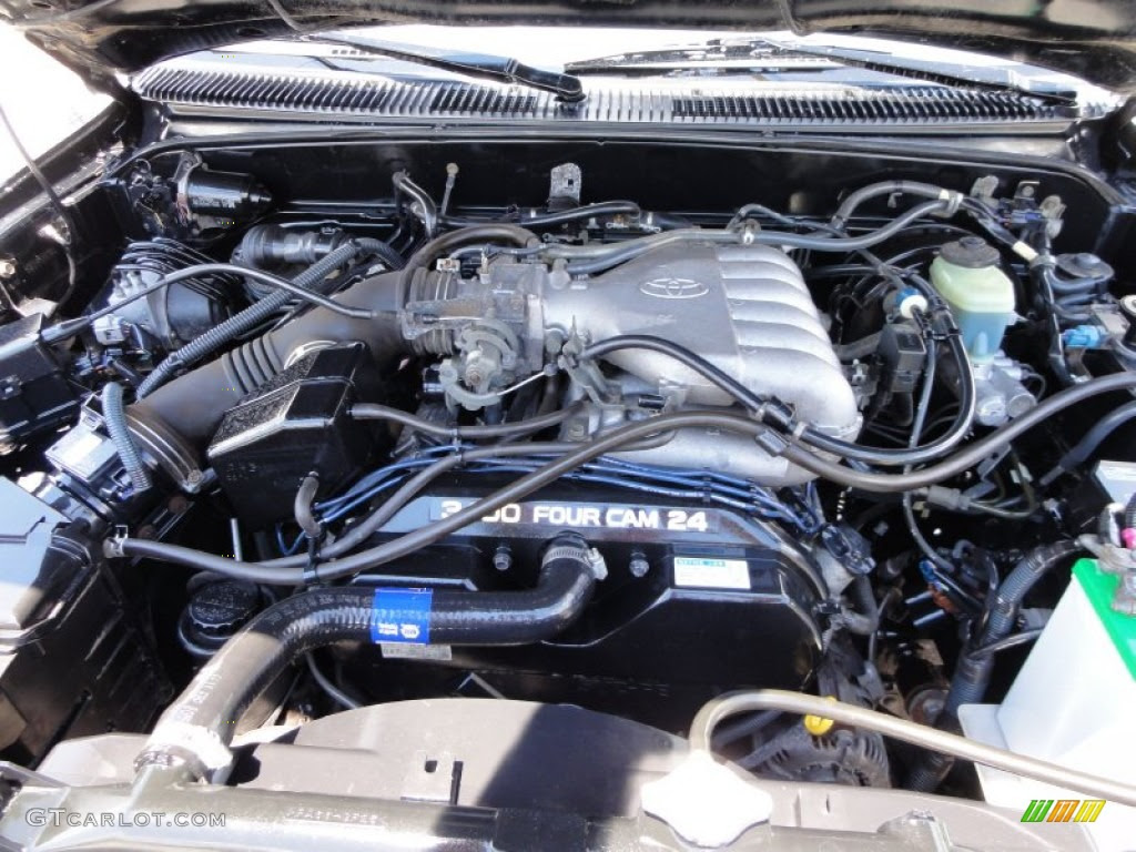 1996 Toyota 4runner Sr5 4x4 3 4 Liter Dohc 24 Valve V6 Engine Photo 50530573 Gtcarlot Com