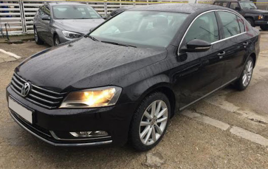 LEASING VW PASSAT 2012, 2.0 d, 140cp, 99009 km Leasing Auto Rulate Predare Preluare Leasing Recuperate Masini Second Hand Vanzare in Rate