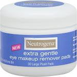 Neutrogena Extra Gentle Eye Makeup Remover Pads, 30 Count