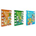 Dr. Seuss Beginner Books Bundle: The Big Orange Book, The Big Green Book & The Big Book of Berenstain Bears