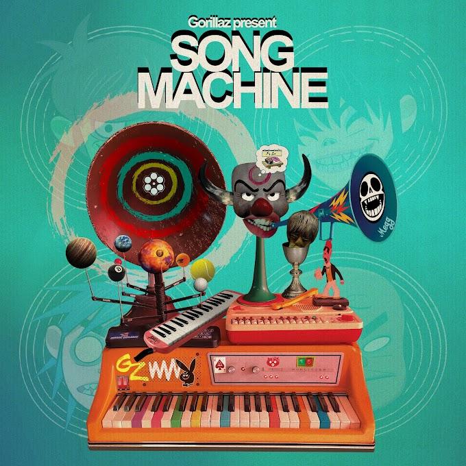 Gorillaz - Song Machine, Season One: Strange Timez (Deluxe) (Album) [iTunes Plus AAC M4A]