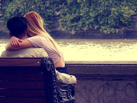 Nos teus braços meu amor!