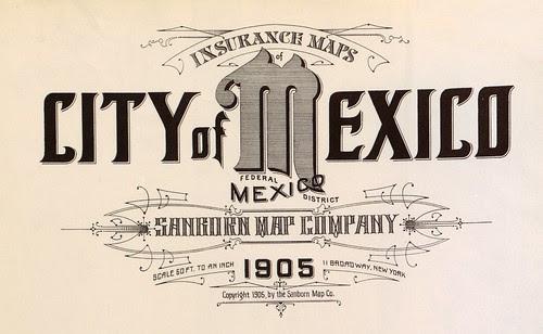 Mexico City, Mexico 1905