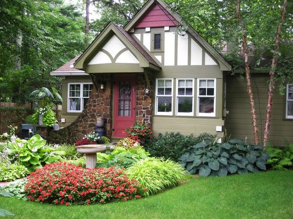 Images And Ideas Of How To Landscape You | Bill House Plans