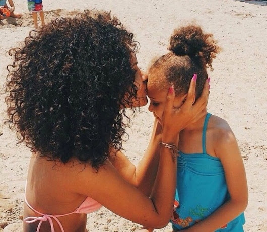 How To Protect Your Kids Hair At The Pool | Curls Understood™