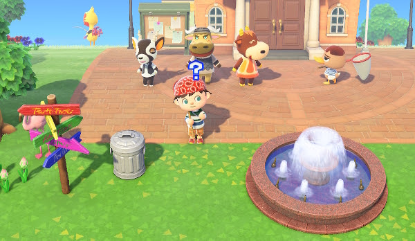 Animal Crossing Villagers Are the Worst! |BasementRejects