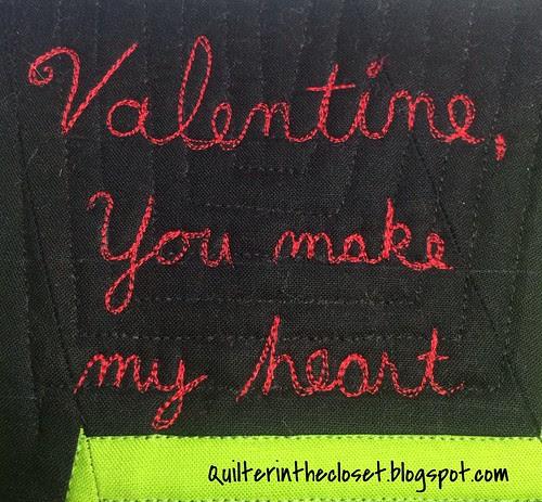 Valentine sneak peak