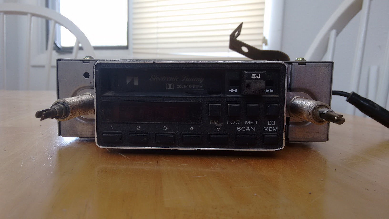 Factory Radio Wiring Mid To Late 80s Radio In An 81 Full Size Jeep Network