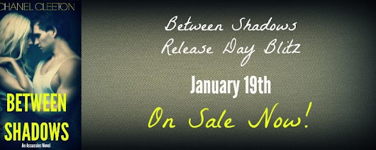★RELEASE BLITZ★ BETWEEN SHADOWS BY CHANEL CLEETON - Relentless Romance