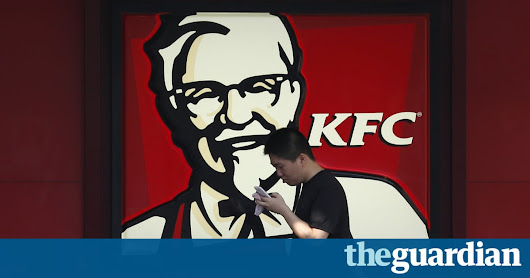 Obesity: the big, fat problem with Chinese cities | Guardian Sustainable Business | The Guardian