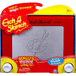 Etch A Sketch Drawing Toy