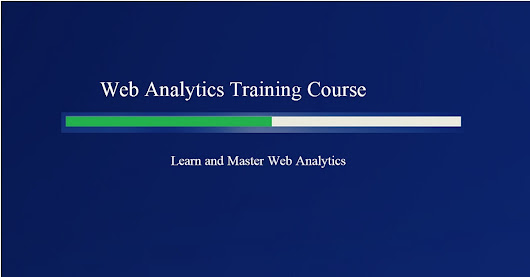 Web Analytics Training Course (Version 2.0) from OptimizeSmart