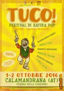 TUCO! FESTIVAL DI SATIRA POP