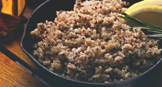 Quinoa vs. Rice: Health Benefits