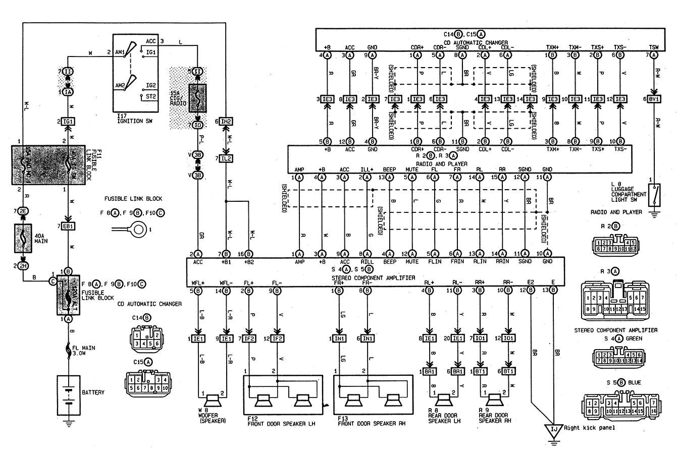 2003 Matrix Wiring Diagram Bmw 323i Radio Wiring Toyota Tps Yenpancane Jeanjaures37 Fr