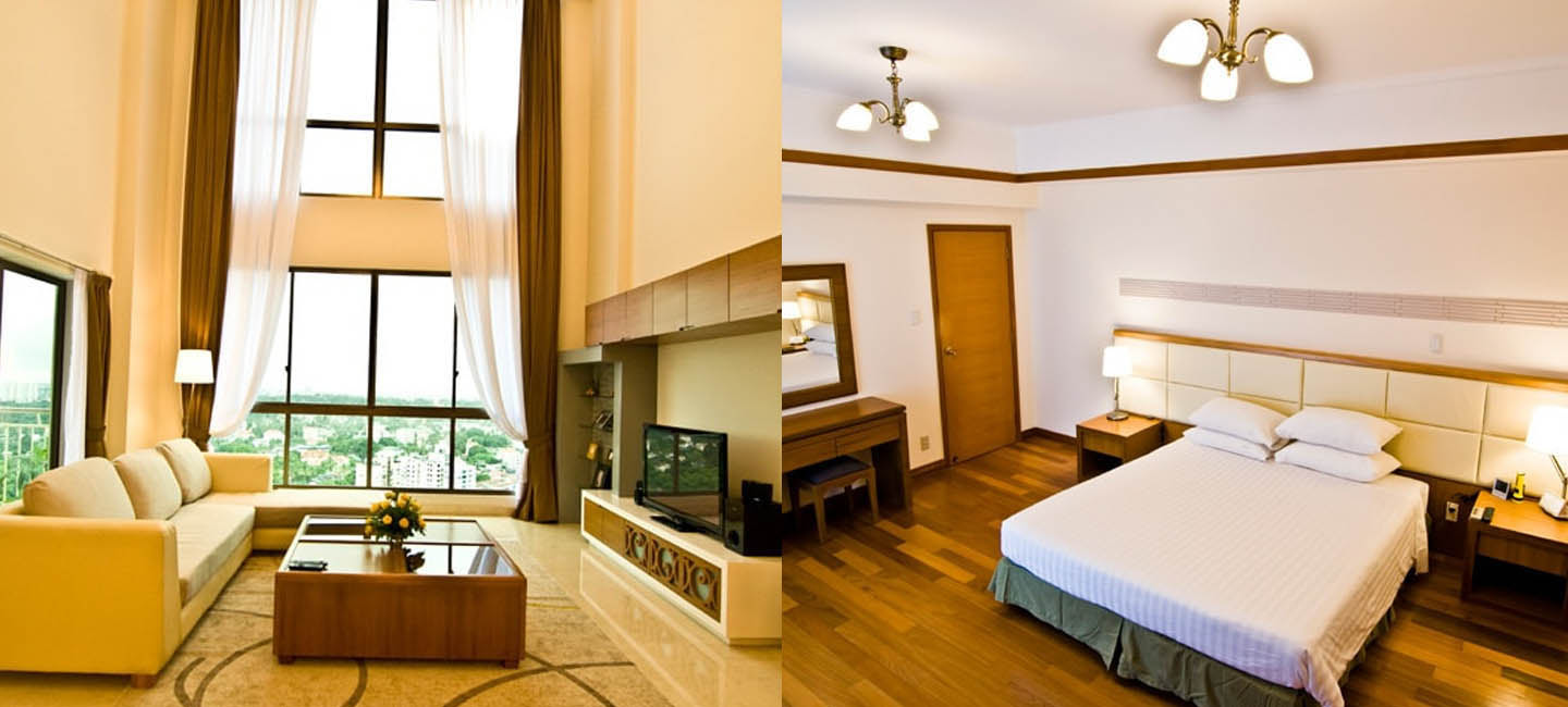 FOUR BEDROOM - Golden Hill Tower