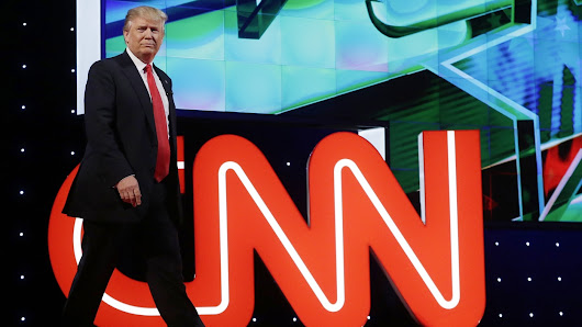 AT&T Deal For Time Warner Casts Renewed Attention On CNN