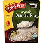 Tasty Bite Organic Basmati Rice, 8.8 Oz (Pack of 6)